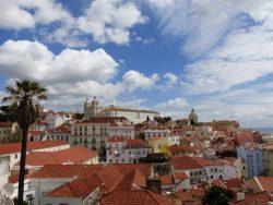 Lissabon vakantie