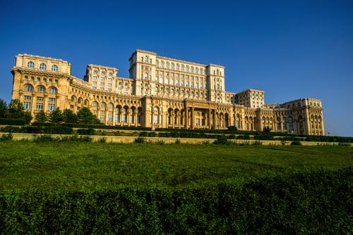 Parlementspaleis Boekarest