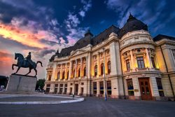 Boekarest vakantie