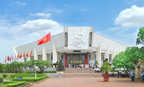 Ho Chi Minh Museum in Hanoi