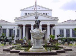 Nationaal Museum in Jakarta