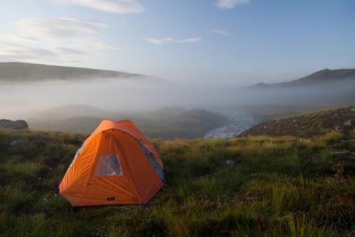 Tent Kampeer en Caravan Jaarbeurs