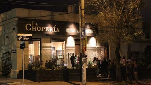La Choperia in Montevideo