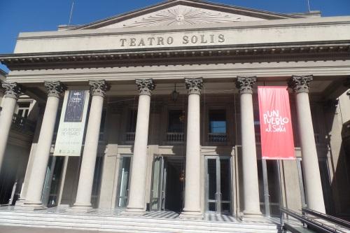Teatro Solis in Montevideo