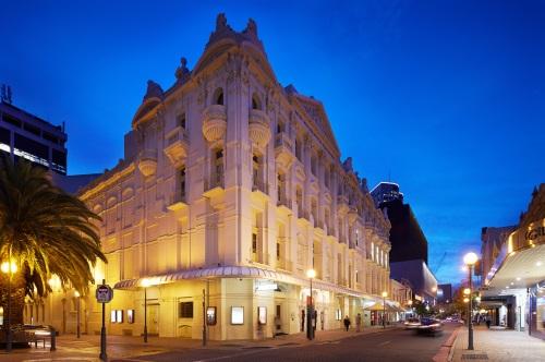 His Majesty's Theatre in Perth