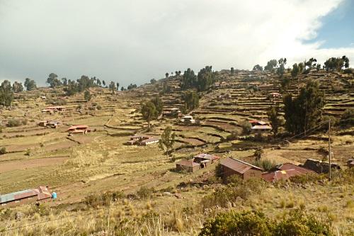 Vervoer naar Puno in Peru