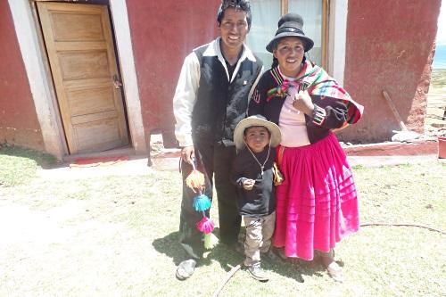 Overnachten bij locals op het Titicacameer
