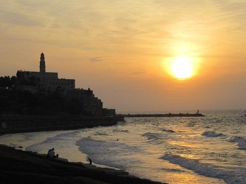 Vakantie in Israël uit de gratie