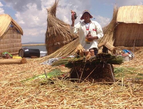 Vakantie in Puno en het Titicacameer