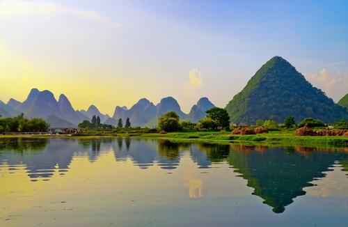 Yangshuo vakantie