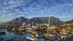 Kaapstad vakantie