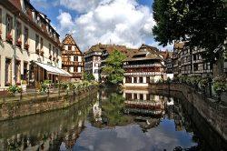 Straatsburg vakantie