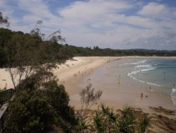 Vakantie in Byron Bay