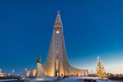 Vakantie Reykjavik
