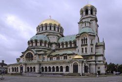 Alexander Nevski-kathedraal in Sofia