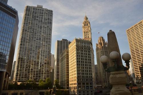 Gebouwen Chicago